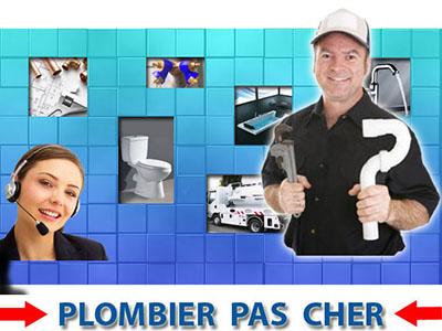 Toilette Bouché Coubron 93470
