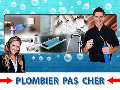 Toilette Bouché Garches 92380