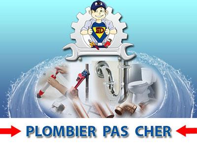 Toilette Bouché Pierrefitte sur Seine 93380