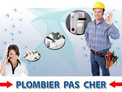 Toilette Bouché Saint Ouen 93400